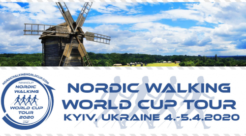 Kyiv Nordic Walking World Cup 2020