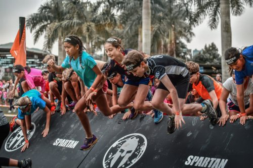 Spartan Sprint and Kids Autumn 2020